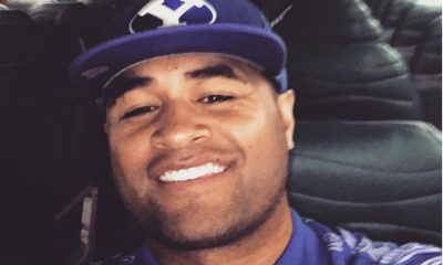 Ex Eagles RB Reno Mahe 3-year-old Daughter Accidentally Strangled Herself