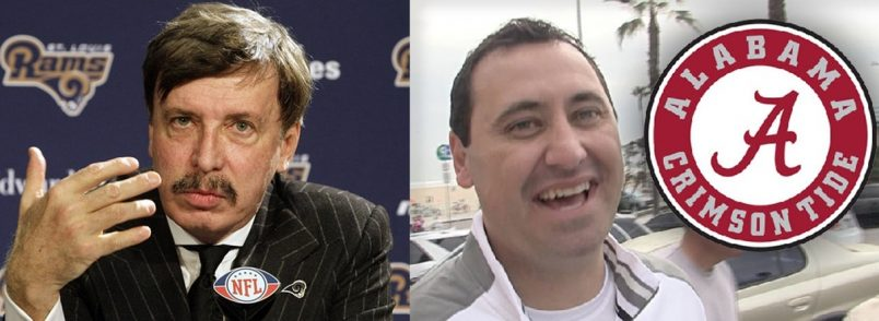 Rams NOT Allowed to speak to Team Owner; Steve Sarkisian Coaching Again