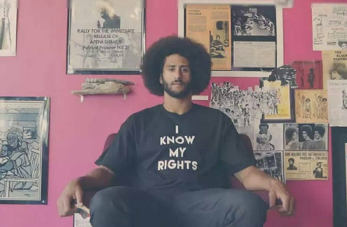 Colin Kaepernick Donates $50K to Standing Rock Health Clinic
