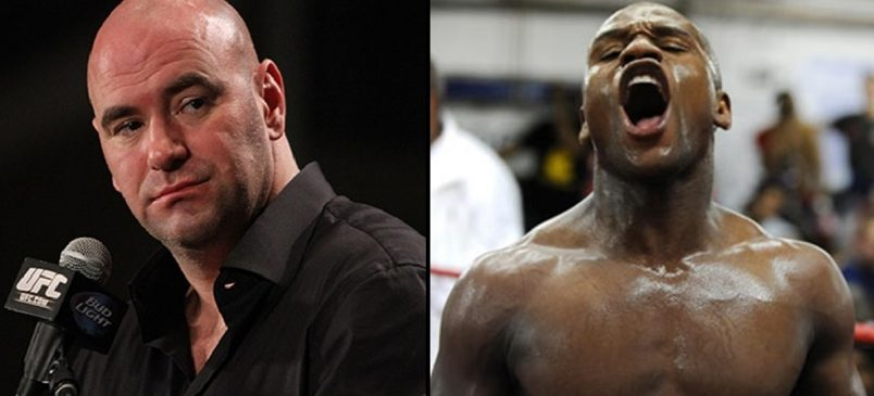 Dana White FIRES BACK at Floyd Mayweather