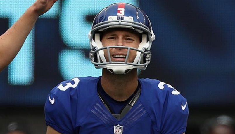 Ex-New York Giants kicker, Josh Brown Official Divorced