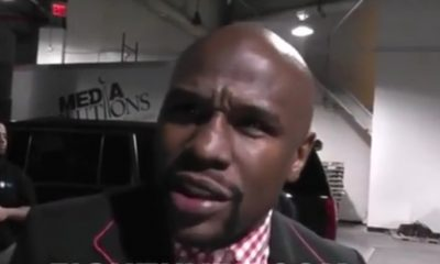 Floyd Mayweather Willing to Coach Ronda Rousey