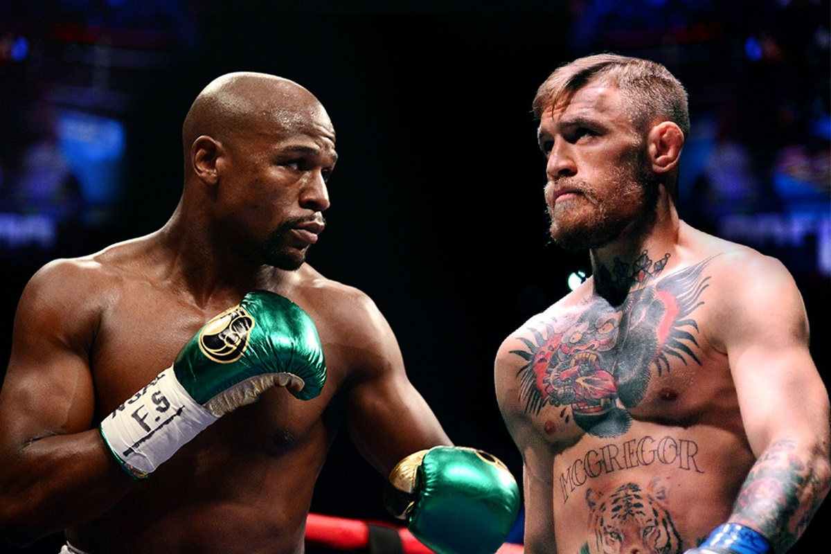 Floyd Mayweather Hits Back to Conor McGregor Demands