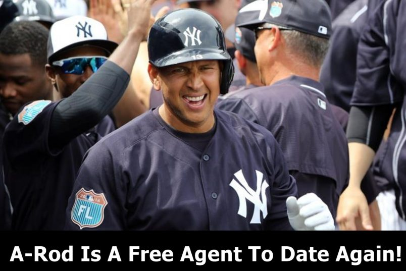 Fromer Yankees Alex Rodriguez Can't Live Without Torrie Wilson