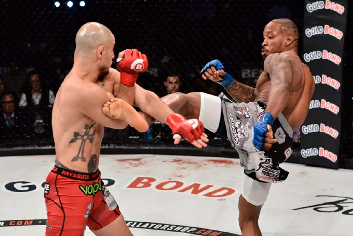 Bellator MMA Released Bubba Jenkins; He Says 'I Asked For My Release'