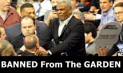 Charles Oakley Attorney Coming For James Dolan Over BAN & Drinking Comment