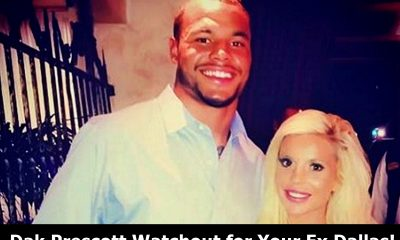 Dak Prescott Needs To GET OUT of Dallas for Awhile