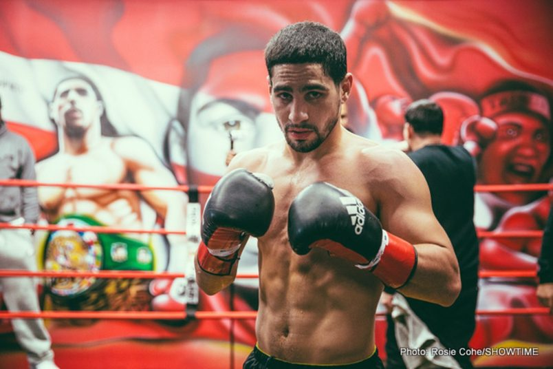 Danny Garcia: Thurman Fight Helps Shape Legacy