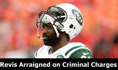 Darrelle Revis Arraigned on Criminal Charges