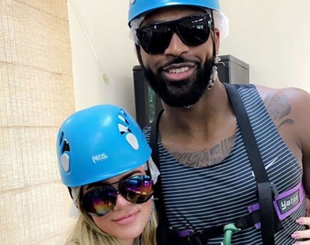 Tristan Thompson Are the New Khloe + Lamar Series