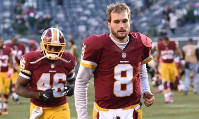 Kirk Cousins Shoved Umpire at Charity Flag Football