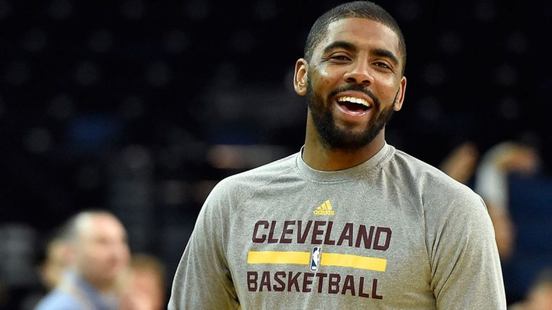 Kyrie Irving Thinks the Earth is Flat