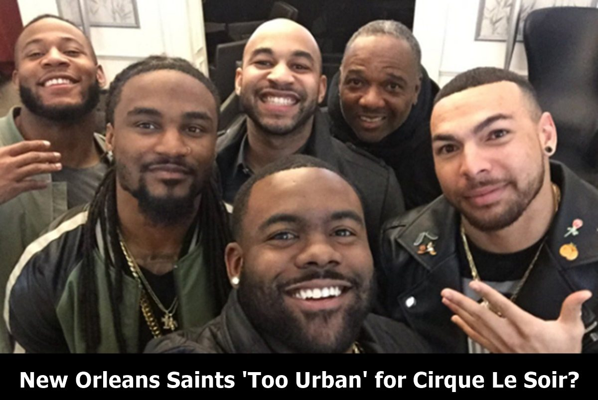 Saints Player Mark Ingram #TooUrban But Young Thug Is NOT?