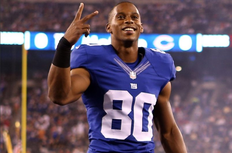 Victor Cruz Released By New York Giants