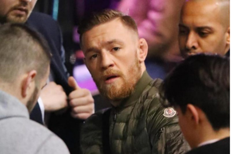 Conor McGregor Unstoppable + Determined on Fighting Mayweather