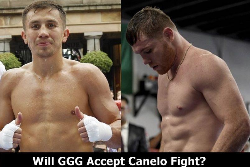 Oscar De La Hoya: Canelo Waiting on GGG To Accept Fight