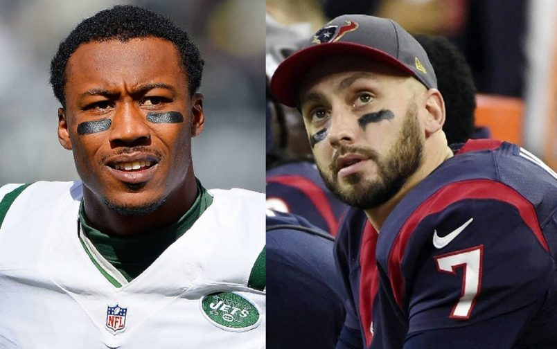 Brian Hoyer Joins San Francisco 49ers; NY Giants Sign Brandon Marshall