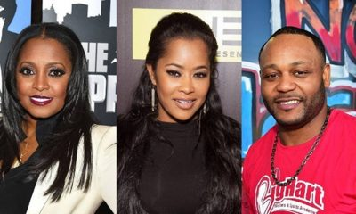 Ed Hartwell Wants Joint Custody of Keisha Knight Baby; Ex Lisa Wu Pens Letter