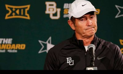 Former Baylor Head Coach Art Briles Attempts to Clear His Name