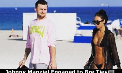 Johnny Manziel Puts A Ring On It
