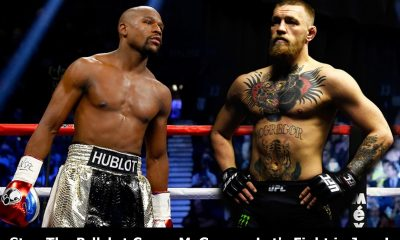 """Floyd Mayweather to Fight McGregor: """"No More Excuses"""""""