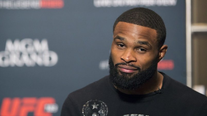 Tyron Woodley Call Dana White 'The Biggest Drama Queen' in UFC