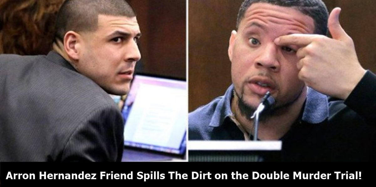 Aaron Hernandez Tattoos and Friends Provide Evidence He's Guilty