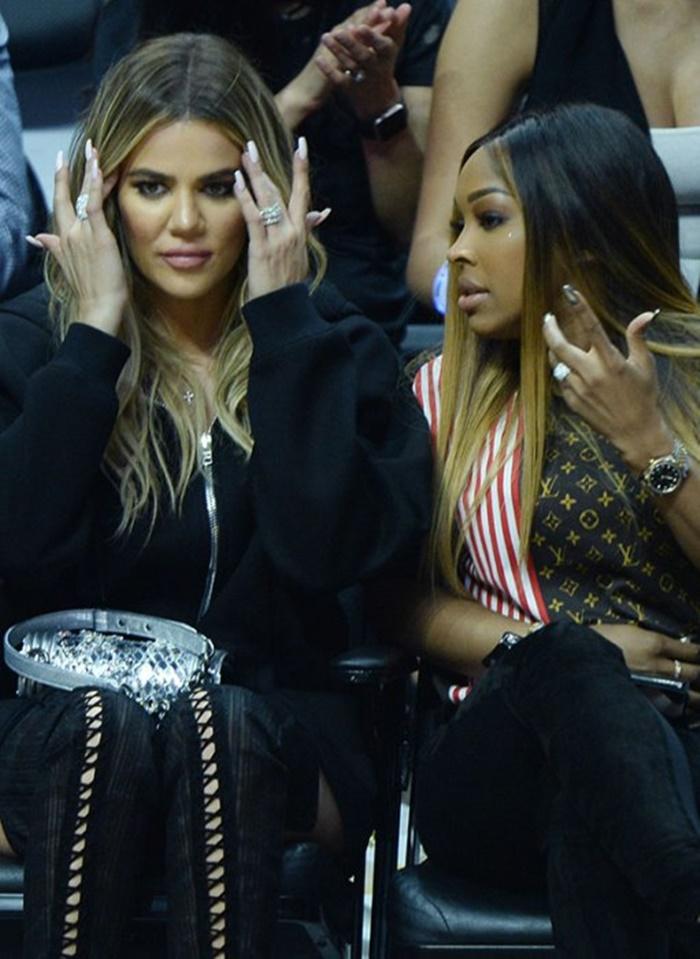Did Khloe Kardashian & Tristan Thompson Get Secretly Engaged