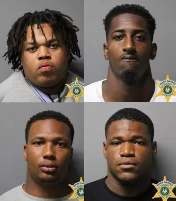 ULL College Football Team ARRESTED for Break In and Stealing Cash