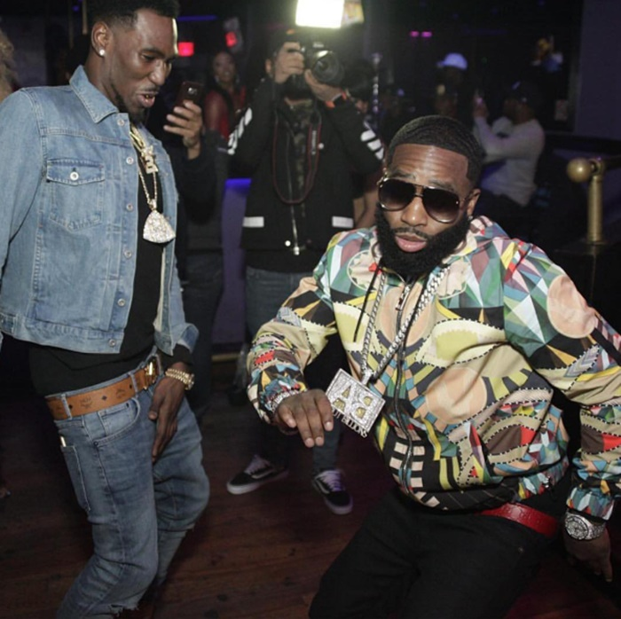 Floyd Mayweather Set the Record Straight with Adrien Broner
