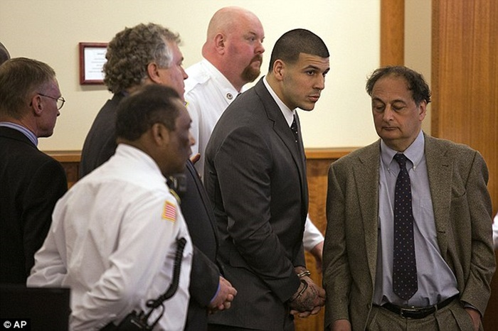 Ex-NFL star Aaron Hernandez ACQUITTED For Double Murder