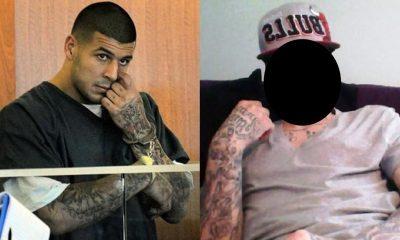 Aaron Hernandez Alleged Prison Lover Revealed