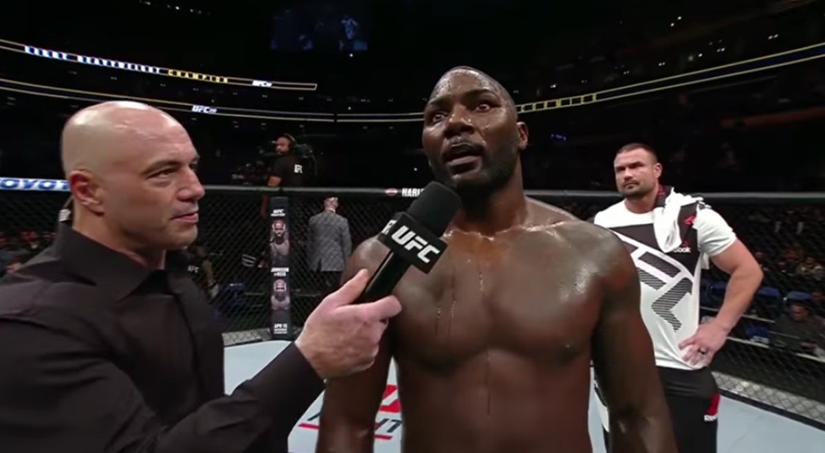 Anthony Johnson Retires Following UFC 210 Loss