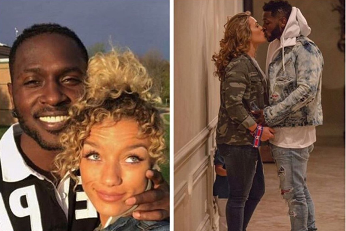 Antonio Brown DUMPS THOT and Gets Back with Mother of His Kids
