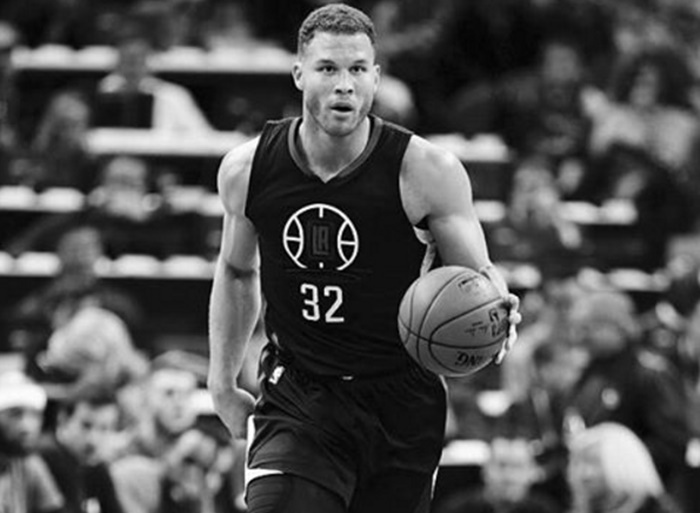 Blake Griffin Out After Injury In Game 3 Play-Offs Against Jazz