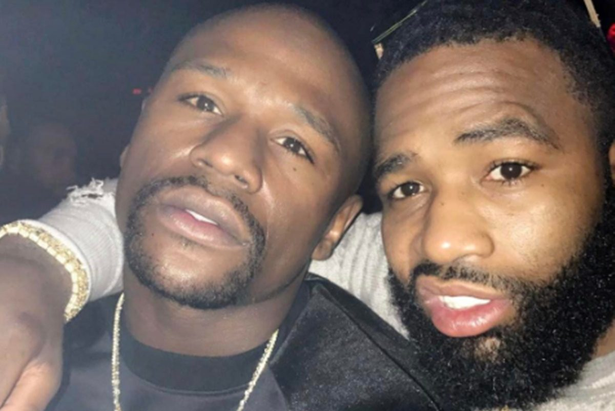 Adrien Broner Calls Mayweather a B-tch; Gervonta Davis Demands Fight