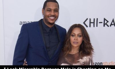 """Carmelo Anthony Justifies CHEATING """"LaLa is Married, I'm NOT"""""""