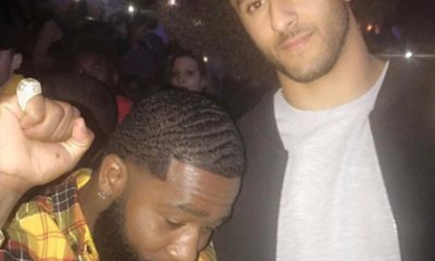 Colin Kaepernick Find Support; Adrien Broner Calls Tim Bradley an Uncle Tom