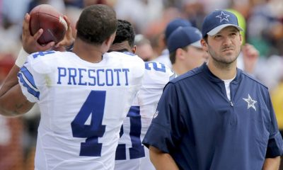 Tony Romo Weighs In On Dak Prescott Relationship