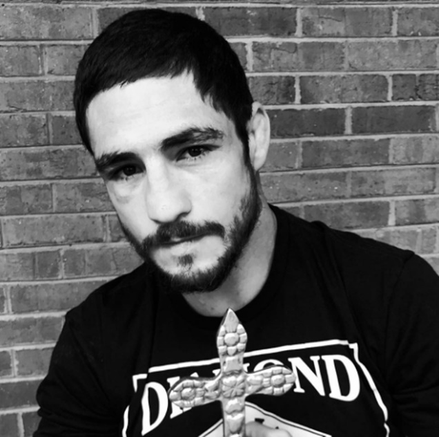 Diego Sanchez Heart Scare Caused By Medical Marijuana