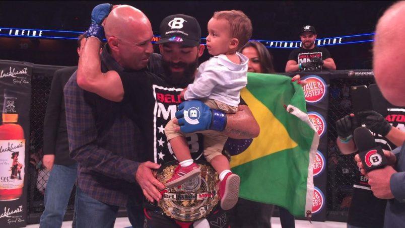 Patricio Pitbull Freire Recaptures Featherweight Title