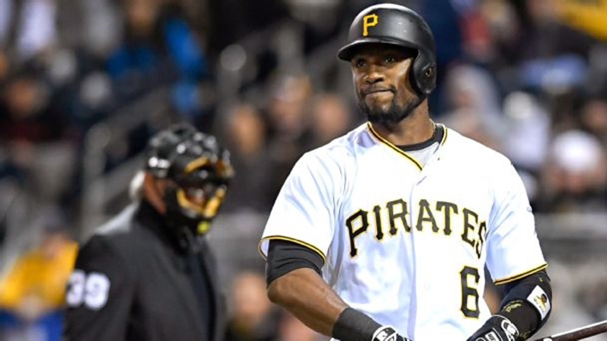 Pirates Starling Marte Suspended for 80 games