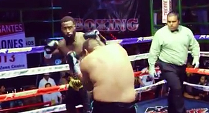 Yahu Blackwell Knocks Out Hernandez in 2nd Round
