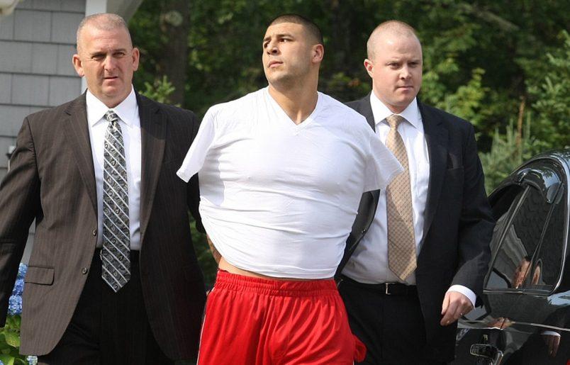 Was Aaron Hernandez Murdered In Prison