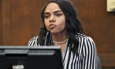 Hernandez Fiancee Shayanna Jenkins-Hernandez Gives Clueless + Careful Testimony