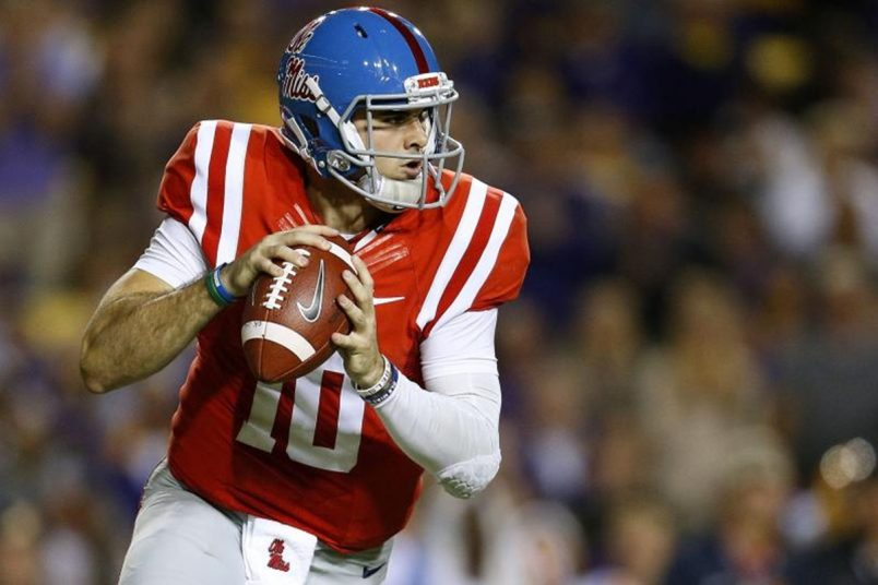Chad Kelly Ends Up Being Mr. Irrelevant 2017
