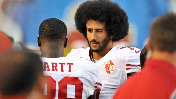 49ers Head Coach Kyle Shanahan Weighs In on Colin Kaepernick49ers Head Coach Kyle Shanahan Weighs In on Colin Kaepernick