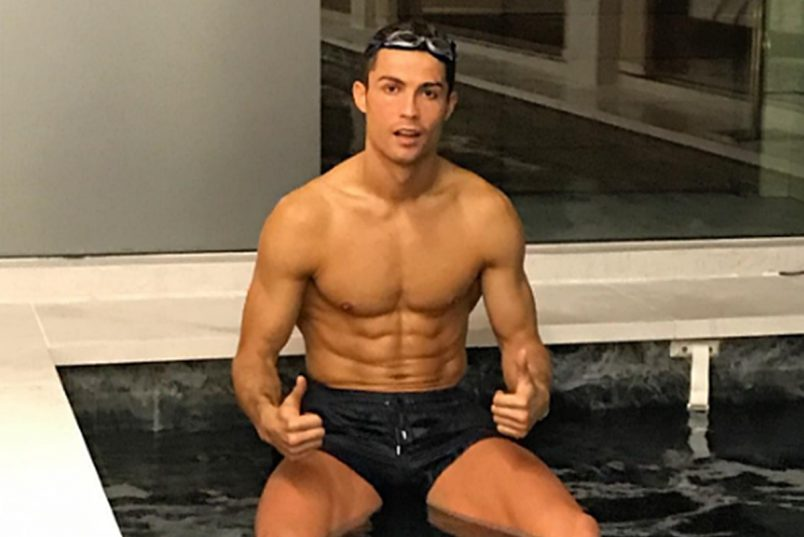 Cristiano Ronaldo Pads His Underwear Says Former Girlfriend