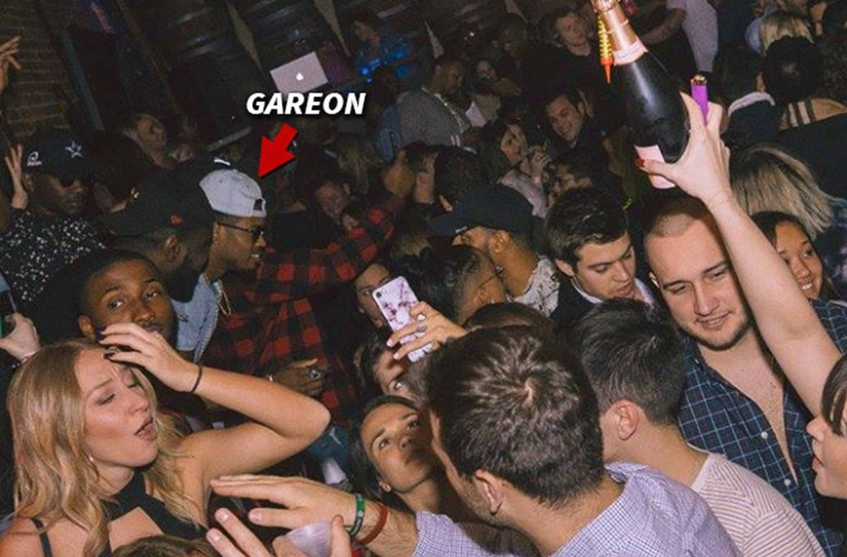 NFL Draft Prospect Gareon Conley Partying Before Assault Accusations