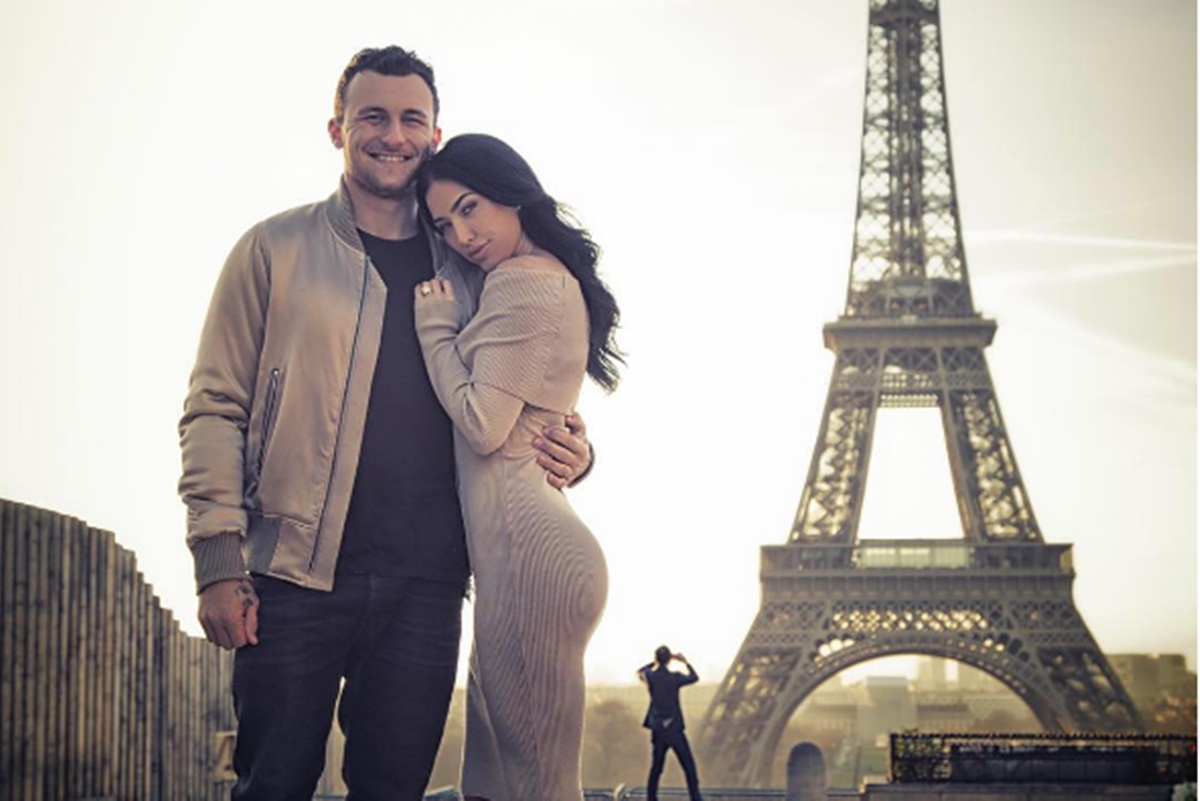 Are Johnny Manziel and Bre Tiesi Expecting